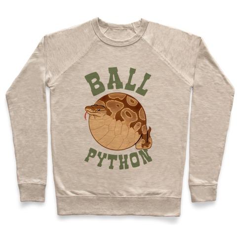 Ball Python Pullover