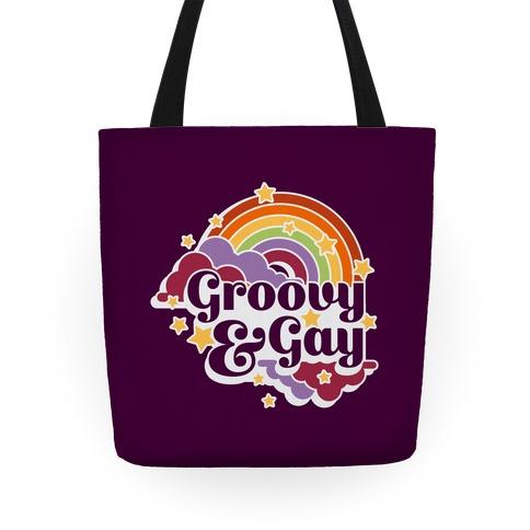 Groovy & Gay Tote