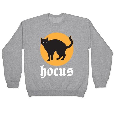 Hocus (Hocus Pocus Pair) - White Pullover