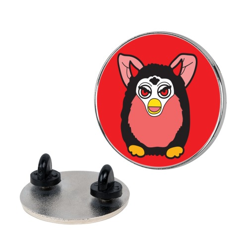 Devil Furby Pin