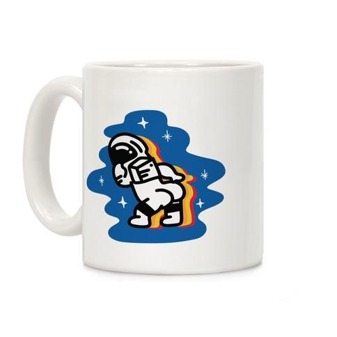 Asstronaut Coffee Mug