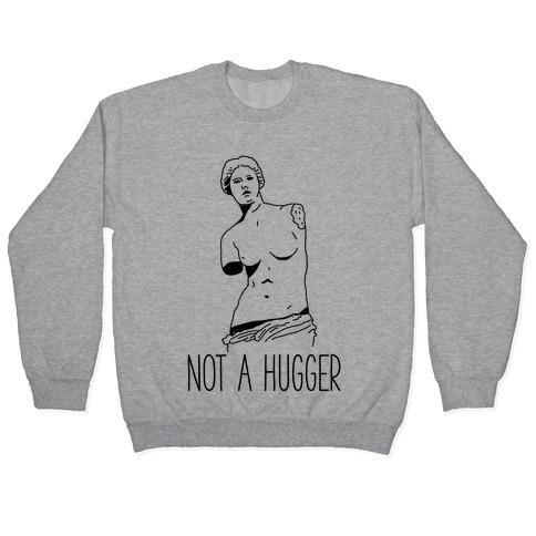 Not A Hugger Pullover