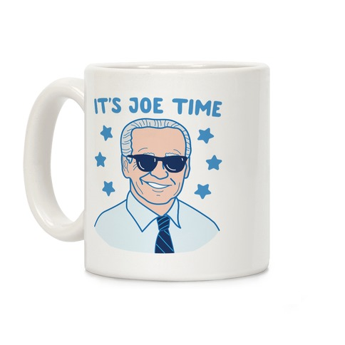 It's Joe Time Coffee Mug