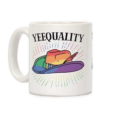Yeequality Coffee Mug