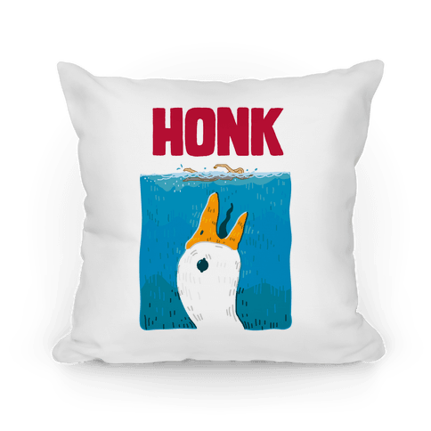 HONK Pillow