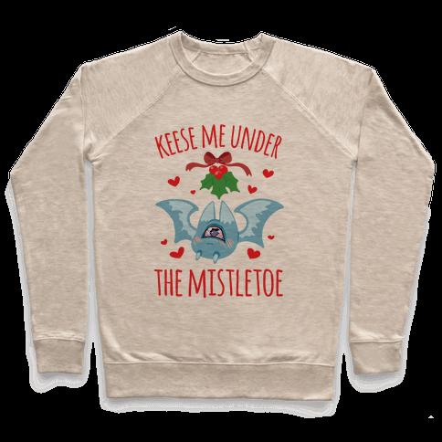 Keese Me Under The Mistletoe Pullover