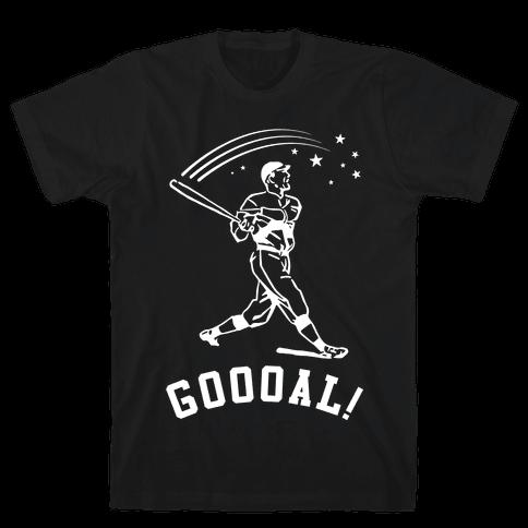 Goal Mens T-Shirt