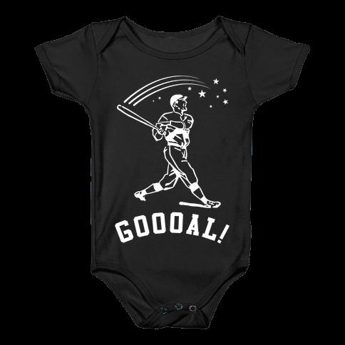 Goal Baby Onesy