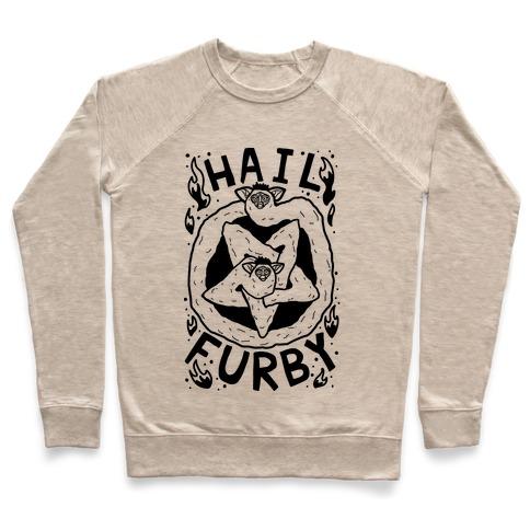 Hail Furby Pullover