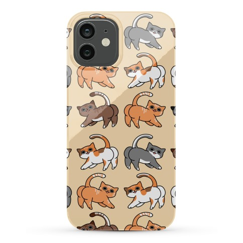 Cats With Buttcheeks Phone Case