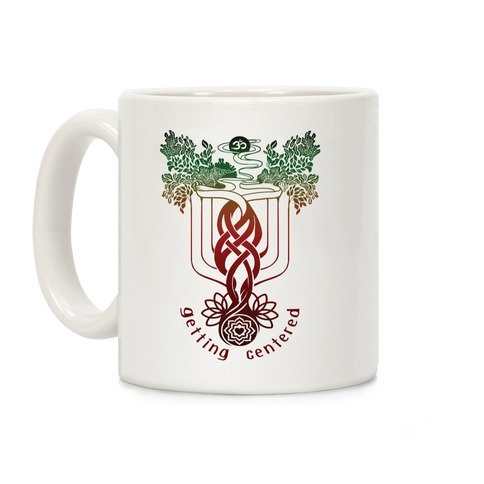 Getting Centered Coffee Mug