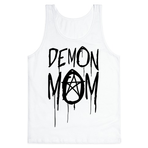 Demon Mom Tank Top