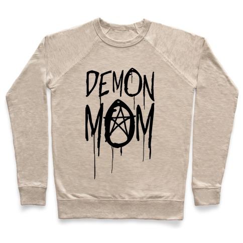Demon Mom Pullover