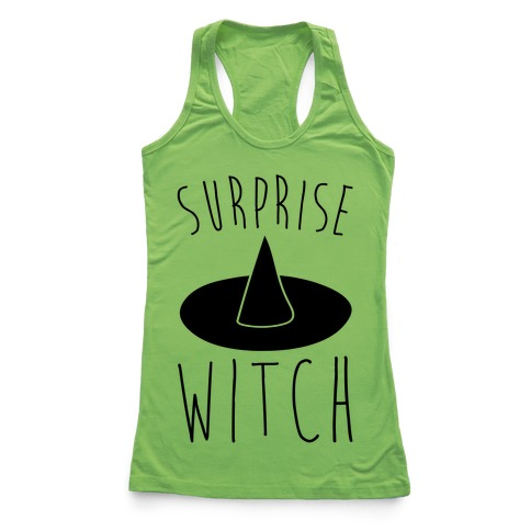 Surprise Witch Parody