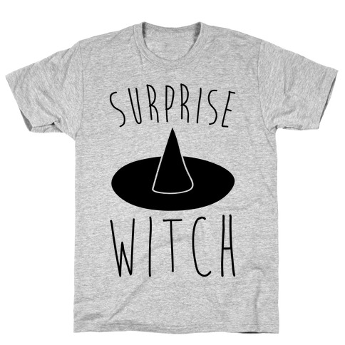 Surprise Witch Parody T-Shirt