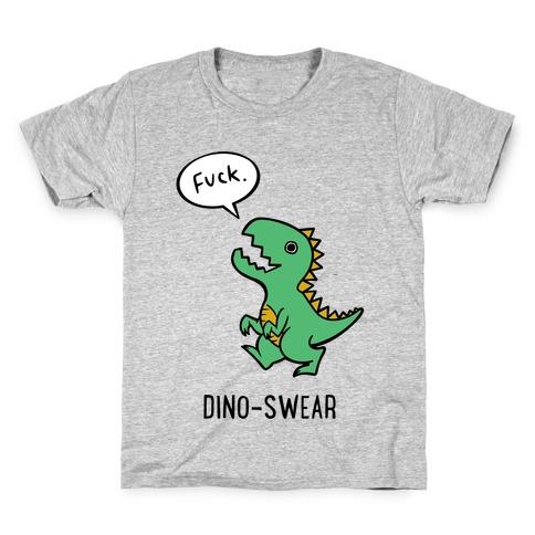 Dino-swear Kids T-Shirt