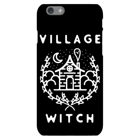 Village Witch Phone Case