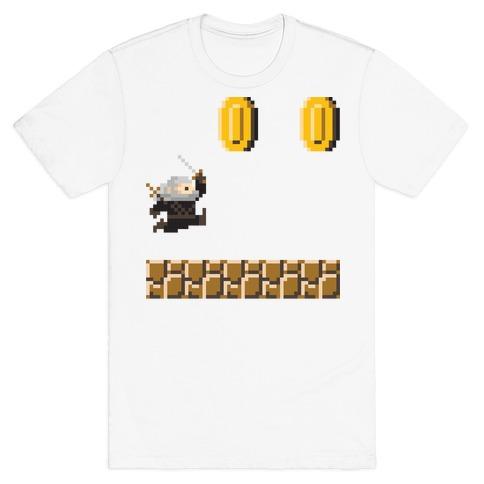 Super Geralt (Witcher) T-Shirt