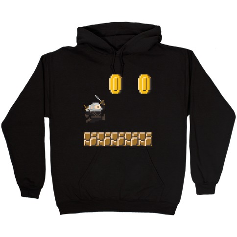Super Geralt (Witcher) Hooded Sweatshirt