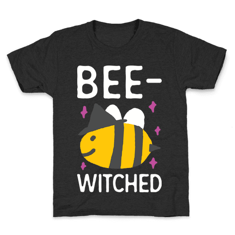 Bee Witched Kids T-Shirt