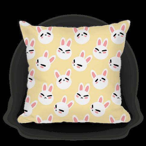 BunBun Pattern Pillow