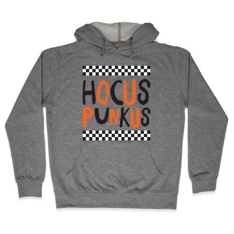 Hocus Punkus Hooded Sweatshirt