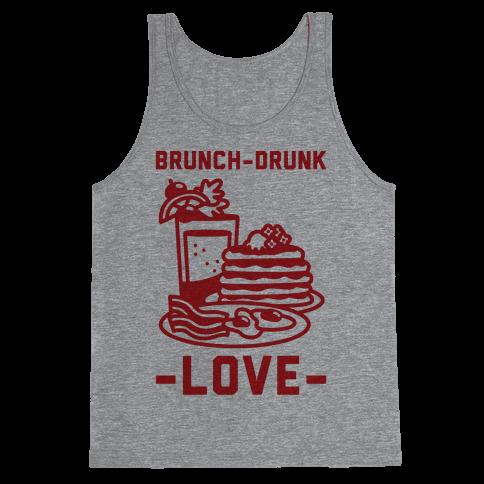 Brunch-Drunk Love Tank Top
