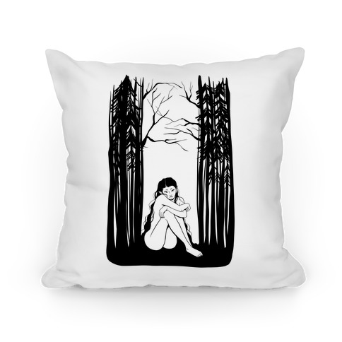 Forest Nymph Pillow