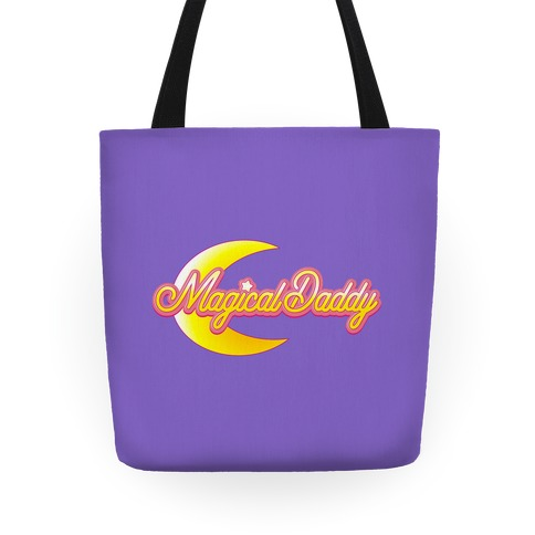 Magical Daddy Tote