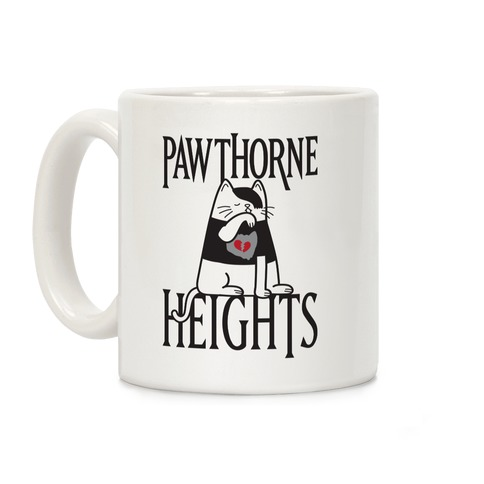 Pawthorne Heights Coffee Mug