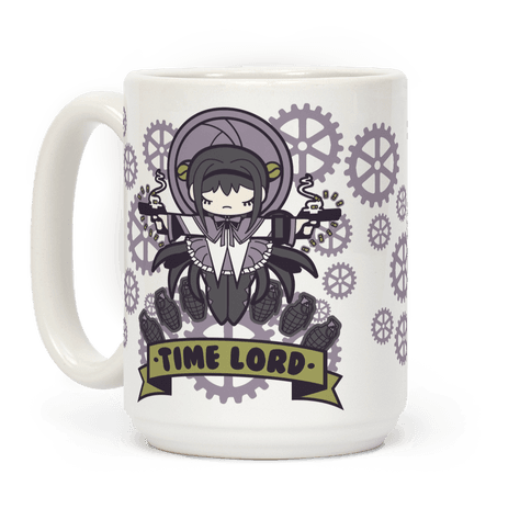 Homura Time Lord