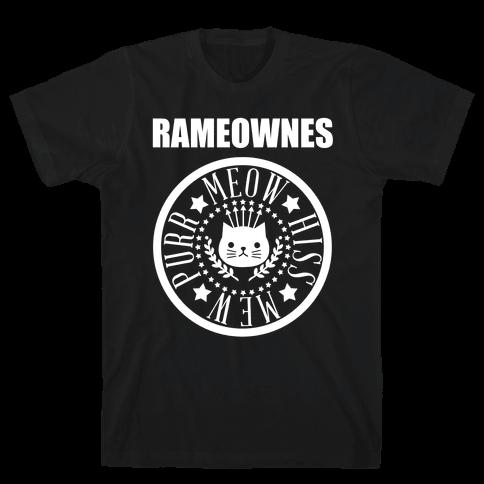 Rameownes Mens T-Shirt
