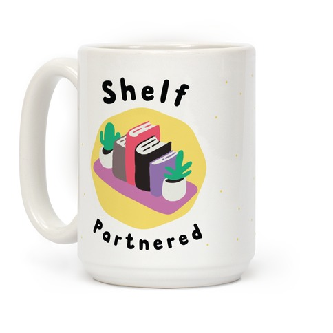 Shelf Partnered Coffee Mug