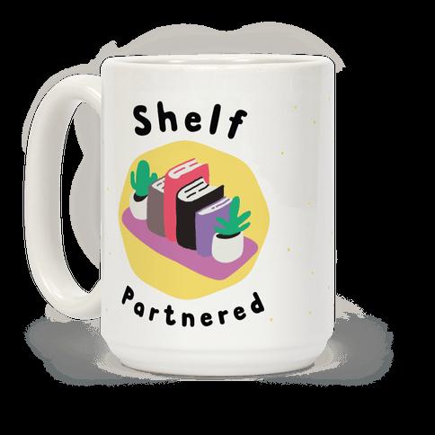 Shelf Partnered  Coffee Mug