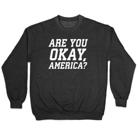 Are You Okay, America? Pullover