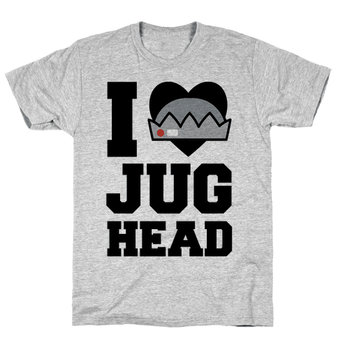 I Love Jughead  Mens T-Shirt
