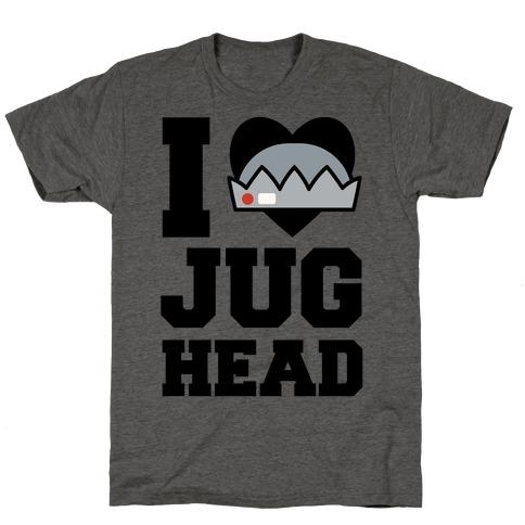I Love Jughead T-Shirt