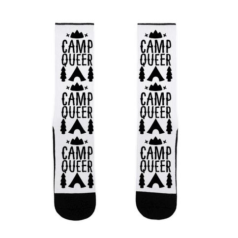 Camp Queer Sock