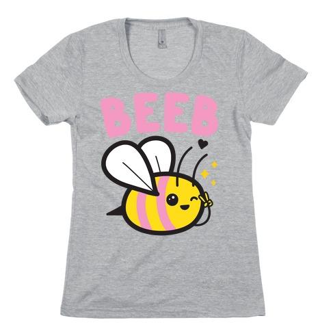 Beeb Weeb Womens T-Shirt