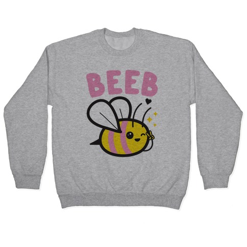 Beeb Weeb Pullover