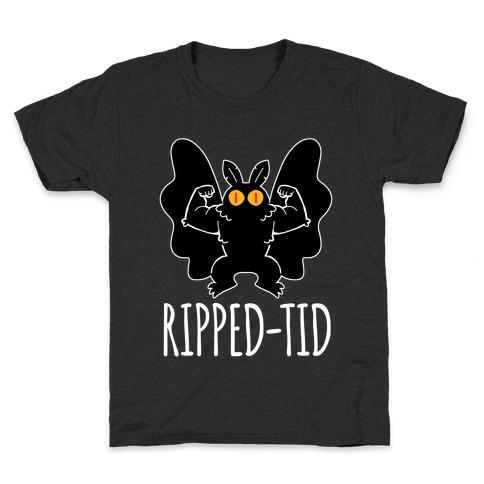 Ripped-tid Kids T-Shirt