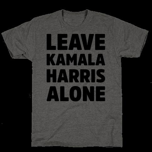Leave Kamala Harris Alone