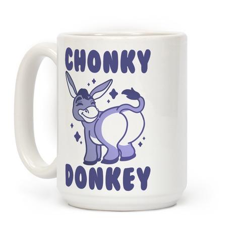 Chonky Donkey Coffee Mug