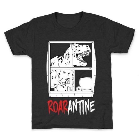 Roarantine Kids T-Shirt