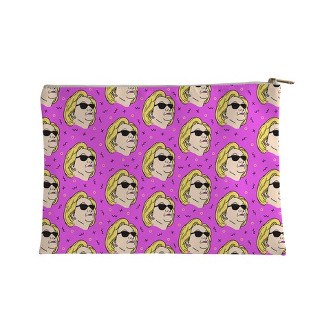 Hip Hillary Pattern Accessory Bag