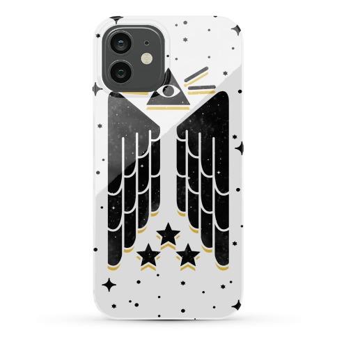 Illuminati Wings Phone Case