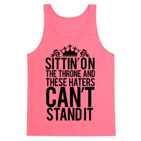Sittin' on the Throne Tank Top