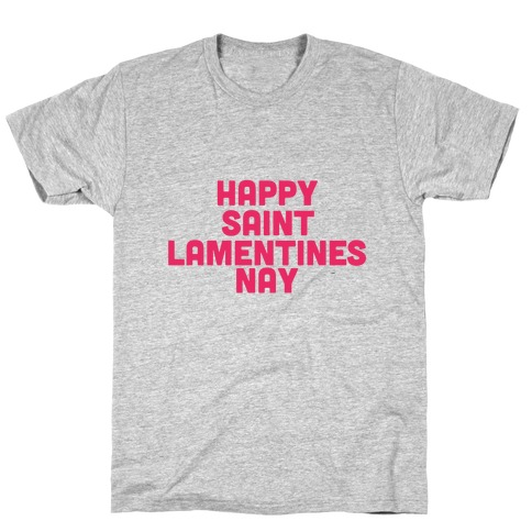 Lame Holiday T-Shirt