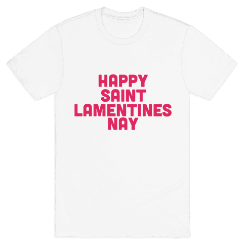 Lame Holiday Mens T-Shirt
