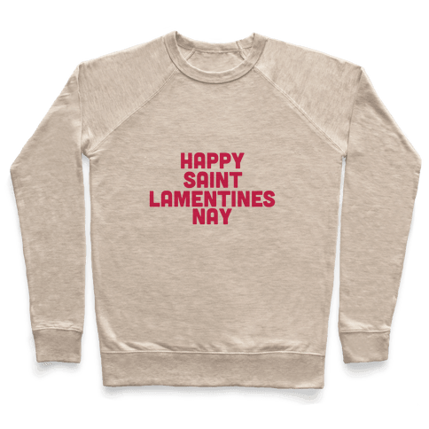 Lame Holiday Pullover